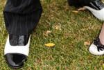 lakādas jeb smokinga kurpes