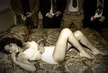 Sieviete izjūt tieksmi pēc seksuāli aktīviem vīriešiem